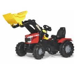 tracteur Massey Ferguson 8650