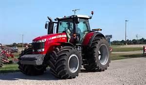 tracteur Massey Ferguson 8732
