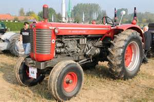 tracteur Massey Ferguson 95