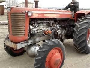 tracteur Massey Ferguson 95 SUPER