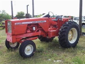 tracteur Allischalmers 180