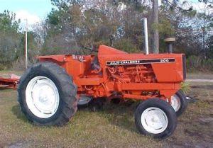 tracteur Allischalmers 200