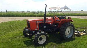 tracteur Allischalmers 6140