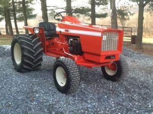 tracteur Allischalmers 616