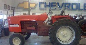 tracteur Allischalmers 7030