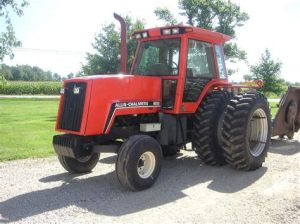tracteur Allischalmers 8030
