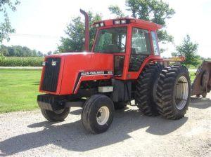 tracteur Allischalmers 8030