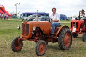 tracteur Allischalmers D272