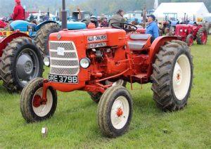 tracteur Allischalmers ED40