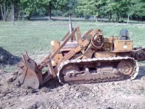 tracteur Allischalmers H3