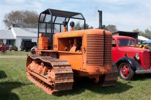 tracteur Allischalmers HD14