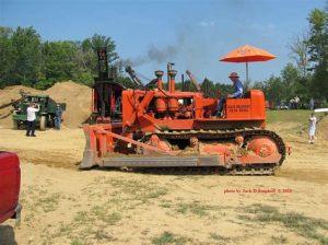 tracteur Allischalmers HD20