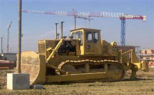 tracteur Allischalmers HD7W