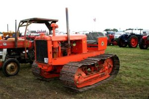 tracteur Allischalmers M