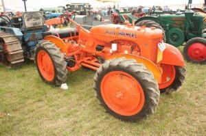 tracteur Allischalmers WK