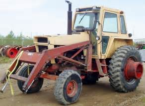 tracteur Case 1175