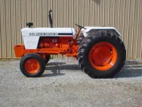 tracteur Case 1210