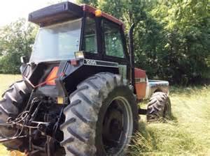 tracteur Case 2096