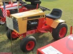 tracteur Case 210-B