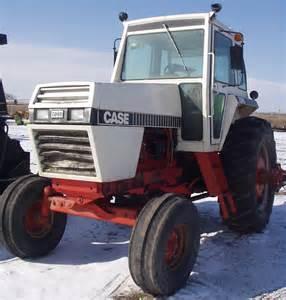 tracteur Case 2290