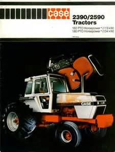 tracteur Case 2590