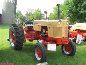 tracteur Case 311-B