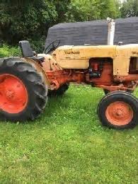 tracteur Case 511-B