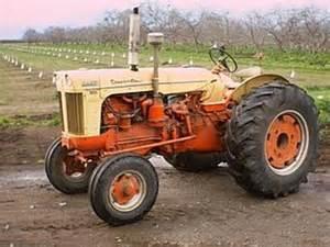 tracteur Case 810-B
