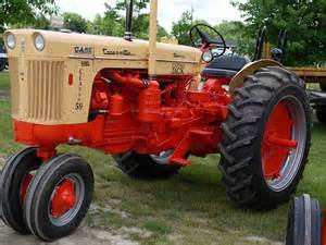tracteur Case 811-B