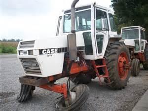 tracteur Case 930
