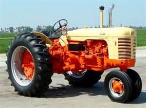 tracteur Case DC