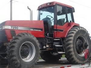 tracteur Case LA