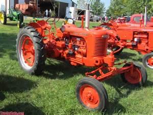 tracteur Case SC