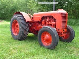 tracteur Case VAO