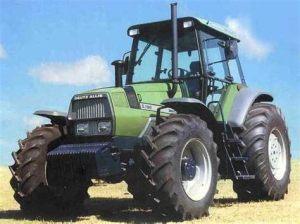tracteur Deutz Allis 6260