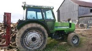tracteur Deutz Allis 7120