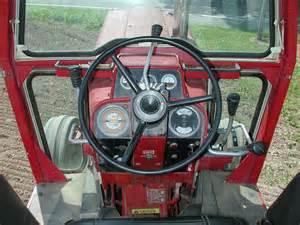 tracteur IH 1466