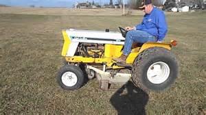 tracteur IH 154 LO-BOY