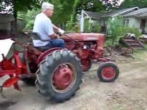 tracteur IH 274