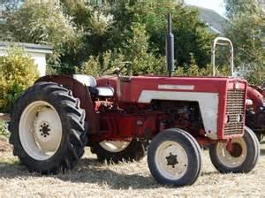 tracteur IH 276