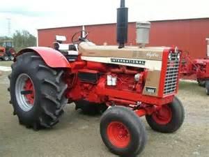 tracteur IH 4186