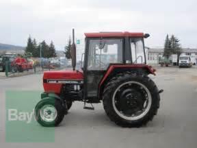 tracteur IH 633
