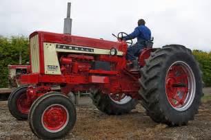 tracteur IH 656