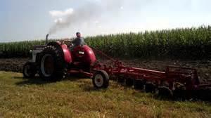 tracteur IH 660