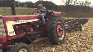 tracteur IH 686