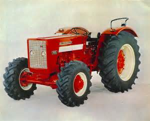 tracteur IH 696