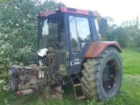 tracteur IH 955