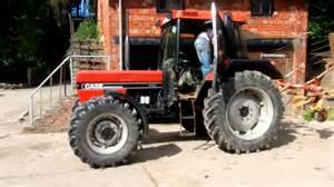 tracteur IH 956