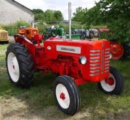 tracteur IH A-414