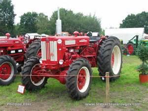 tracteur IH B-614